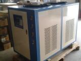 厂家热销工业风冷式冷水机 冷冻水专用设备-淋膜专用冷水机