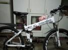 折叠变速山地自行车500元