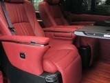 上海青浦奔驰威霆内饰改装航空座椅加装木地板