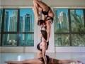 大理聚星爵士舞 钢管舞专业学校 聚星0基础包学会包就业