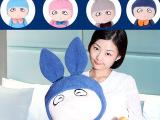 微信表情A仔毛绒玩具动漫公仔娃娃 可爱萌兔子男女生日节日礼物