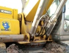 转让 神钢挖掘机客户一手机器整车原版