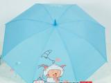 供应卡通儿童雨伞 表演长柄伞6.1儿童节 动漫卡通广告伞定制 定