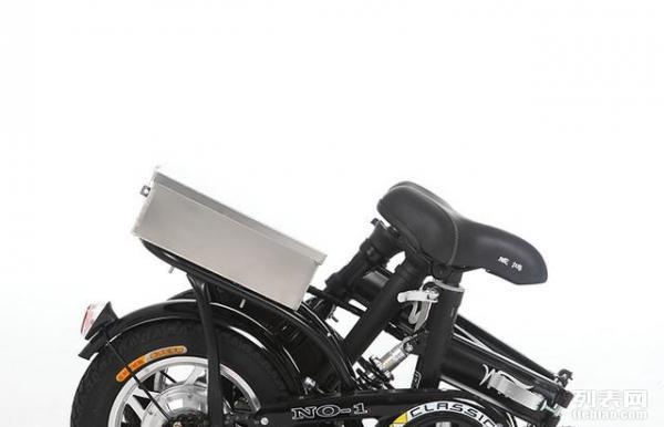 代驾用 折叠自行车 改装折叠电动自行车