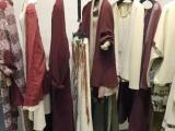 公司应季提供价格便宜的外贸棉麻服饰批发,