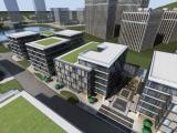 南京仙林智谷210平花园式独栋办公
