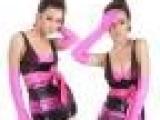 新款夜场演出服 钢管舞服装 舞台表演制服 KTV夜总会舞台服