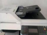 京瓷复印、打印、扫描一体机