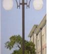 现货库存各类优质鲁星铸铝 LED 庭院灯