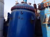 转让二手1吨2吨3吨5吨6.3吨10吨搪瓷反应釜