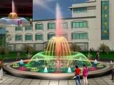 喷泉假山设计