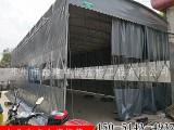 常州天宁区可活动防雨棚物流站专用移动篷伸缩推拉仓库篷优惠促销