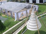 赛尔特厂家直销 户外大型汽车展览 定制活动铝合金篷房 可出口
