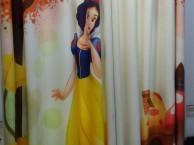 北京专业定做幼儿园窗帘 卡通窗帘儿童房窗帘定制