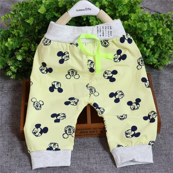 童装中裤,分码,纯棉拉架,4元