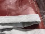 江苏非金属圈带 三布四胶蒙皮 耐高温硅橡胶布 复合蒙皮