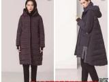 忆语冬装棉衣原单高端文艺品牌折扣女装批发哪里便宜