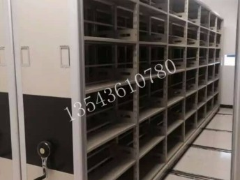 佛山电动密集柜 密集底图柜 全封闭密集架 多功能密集架