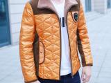 2014爆款男装时尚休闲羽绒服 四色冬季羽绒 厂家直批 一件代发