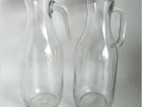 1.5升芒果汁玻璃瓶 蓝莓汁玻璃瓶