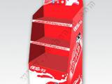 促销货架 挂支架展示盒 挂钩展架 纸质货架纸展示盒
