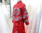 黛洛婚纱礼服工作室 出售出租新娘礼服 中式礼服