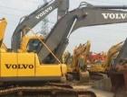 出售:(梧州)二手沃尔沃240B、360B、460B挖掘机