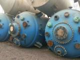 低价出售优质二手6300L不锈钢反应釜 二手搪瓷反应釜型号全