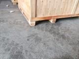 东莞定制出口木箱 胶合板木箱 栏板箱