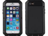 坦克 iPhone6手机壳 金属三防 苹果6防摔保护壳 防水套