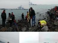 碧海湾小桂农庄休闲游 漂流 出海捕鱼 登岛游玩