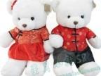唐装熊 结婚熊 婚庆娃娃 结婚礼物 压床娃娃 情侣礼物 80厘米