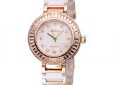 陶瓷表 饰品表 时装表批发 香港玛丽莎正品出售 精美钻石手表