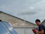 宝坻区专业铁皮烟囱避雷针制作安装防雷接地防雷整改施工案例