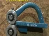 清远手动起线机铁皮滚圆机电动卷板机撸边机