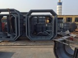 水泥化粪池钢模具,预制化粪池钢模具保定中泽可来图定制