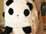 批发卡通书包 熊猫黄小鸡毛绒休闲双肩背包 礼物