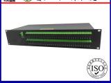 19寸机柜内专用机架式PLC1分32路光分路器