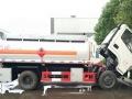 新型8吨油槽车35吨铝合金半挂油罐车