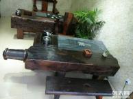 厂家直销老船木茶桌办公桌酒柜茶水柜电视柜