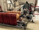 博宇塑机SPC地板生产设备领先技术