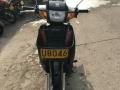 出售一台豪爵110摩托手续齐全