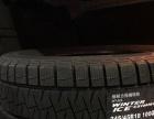 全新倍耐力雪地胎245/45R18