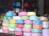 供应颜色棉纱/彩色棉纱/颜气流纺棉纱 再生棉纱 袜子用纱各种颜色