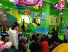 盈利中儿童乐园转让