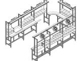 安徽铝合金型材配件价格-【推荐】杰艾逖仓储设备供应铝线棒