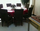 现有九成新,高档订制餐桌椅。高档全自动麻将桌。以及