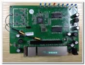 MTK3052大功率芯片 300M无线路由定制加工 可贴牌代工 OEM/ODM