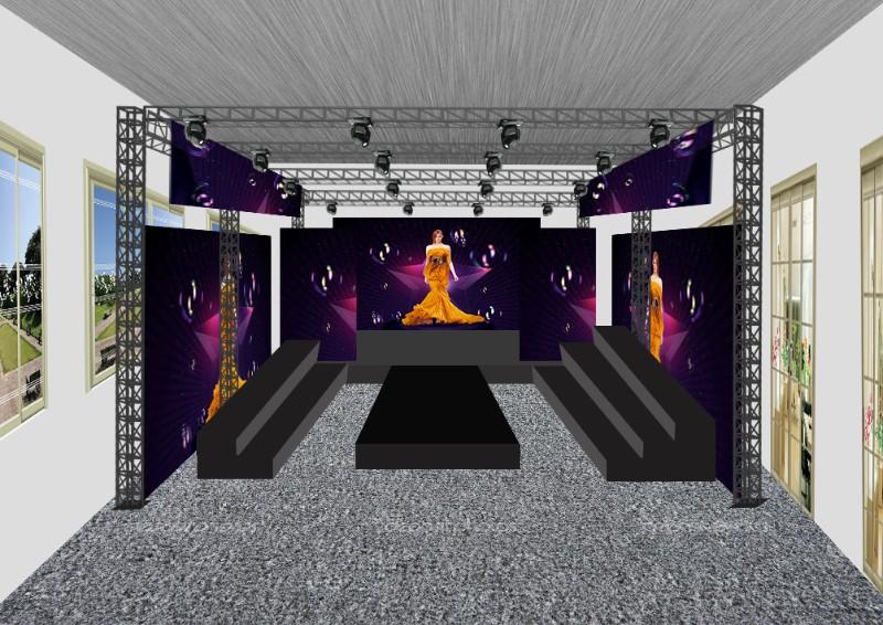 会场布置 舞台背板 展览展示 灯光音响 舞台搭建