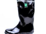 3539男士安全劳保靴雨鞋 橡胶高筒水靴防砸防刺穿工矿鞋厂家直销